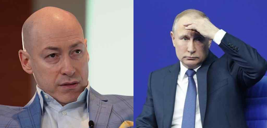 Абсолютне зло! Гордон знищив Путіна – слів не підбирав : стріляти у відповідь – має відповісти!