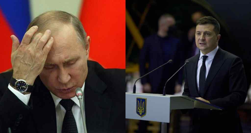 Терміново! Двостороння зустріч – Зеленський жорстко відповів Путіну : втрачаємо людей щодня, змінити!