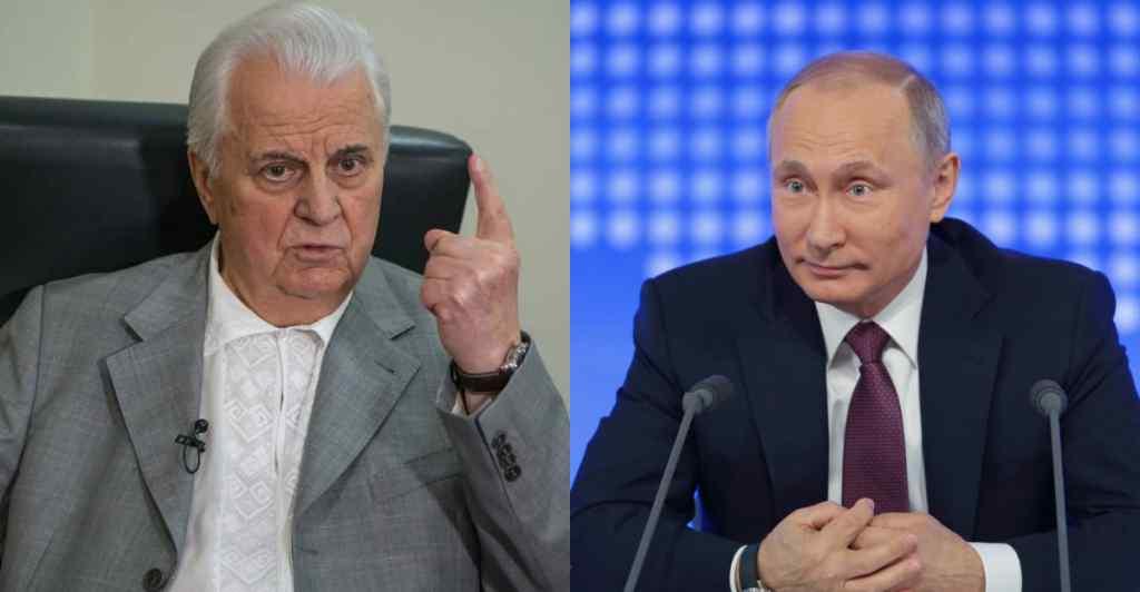 Показують зуби! Кравчук не стримався – знищив Путіна. Байден влупив – посилити тиск, це кінець!