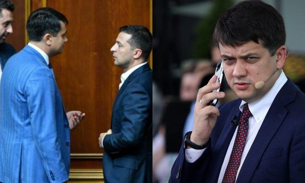 Поки ми спали! Разумков все – одразу після РНБО, Зеленський добив. Виступив проти – Данілов в шоці. Так не буде!