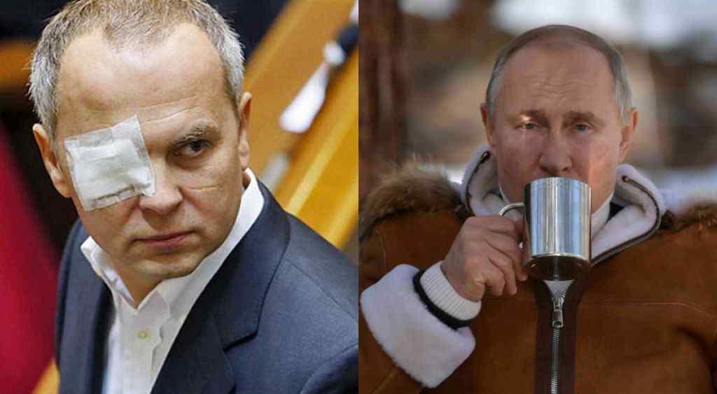 Просто в ефірі! Шуфрича безжально розмазали – зрада : на ваших руках кров. Ставте питання Путіну!