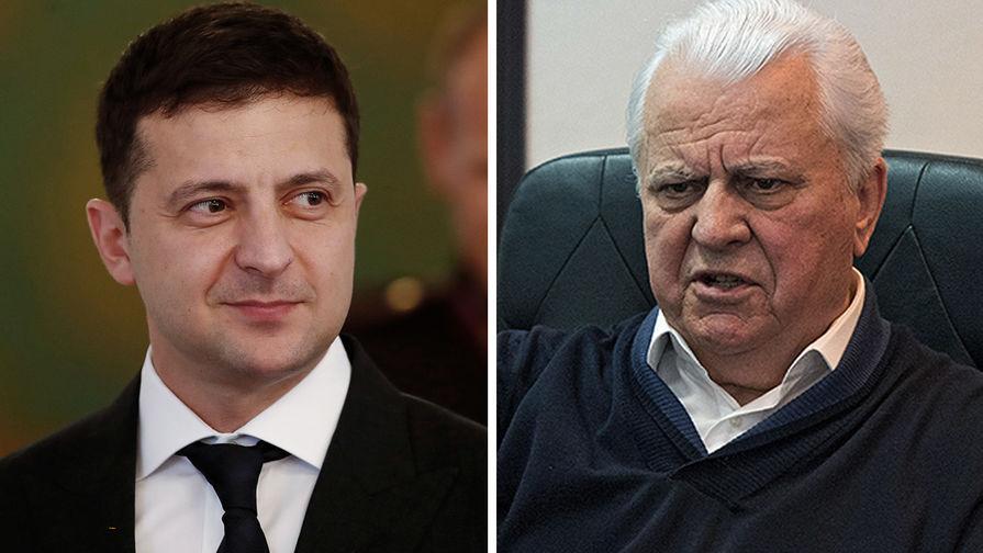 """На ранок!  Порошенко і Медведчук – на вихід. Кравчук влупив – терміново звернувся до Зеленського. Позбавляти їх """"влади"""""""