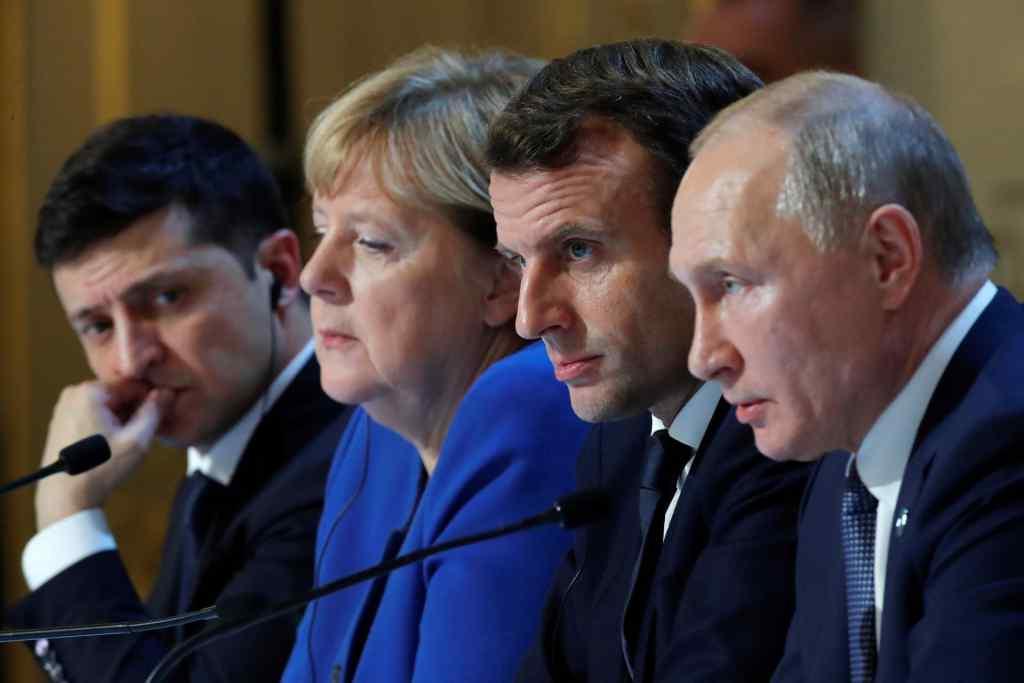 Вивести війська! Путіну дісталося – прямо під час зустрічі : Зеленський влупив – Україна в НАТО!