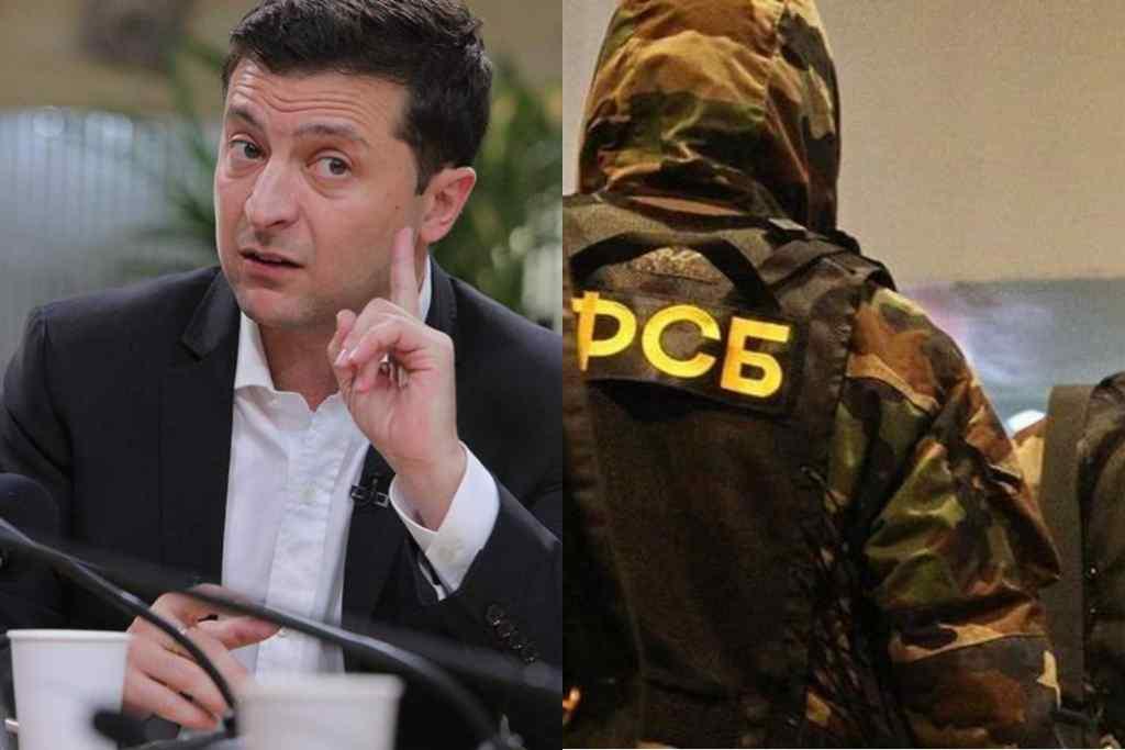 Брутальна провокація! Після затримання ФСБ – у Зеленського готують відповідь. Країна на ногах = неприпустимо!
