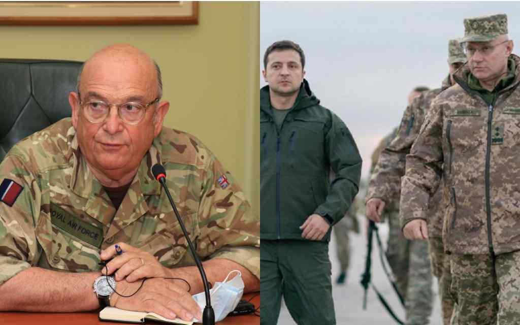 В ці хвилини! Відбувся довгоочікуваний візит: прямо з НАТО! Зеленський аплодує -підтримка  гарантована!