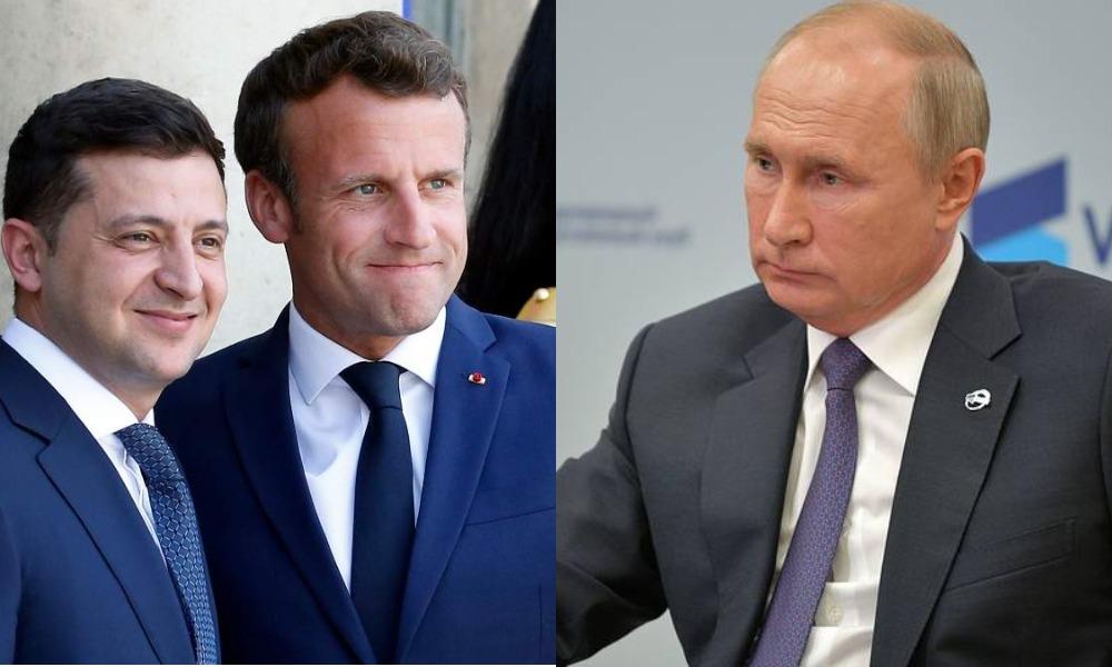 Переговори віч-на-віч! Просто в Парижі – капітуляція: Путіна знищили, шантаж Кремля – Зеленський розніс! Шлях до НАТО