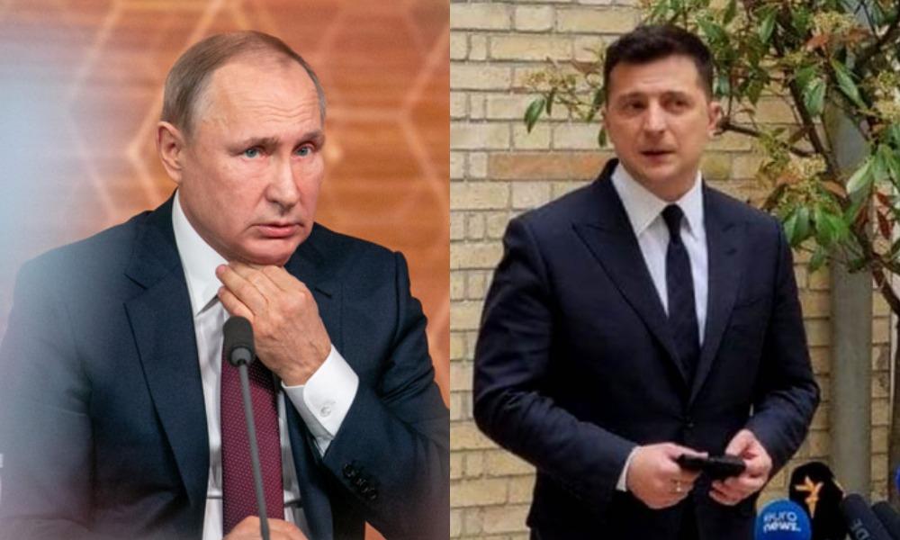 """Обмін """"всіх на всіх""""! Після зустрічі з Макроном – Зеленський не стримався: Росія та сепаратисти, Путін в ауті! Вся правда"""