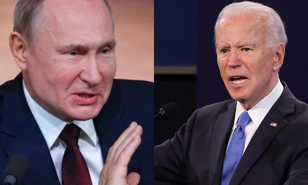 Гострі напади психозу! Байден влупив: більш жорсткі санкції – Путін в істериці: просто біля кордону, грає в психічного!