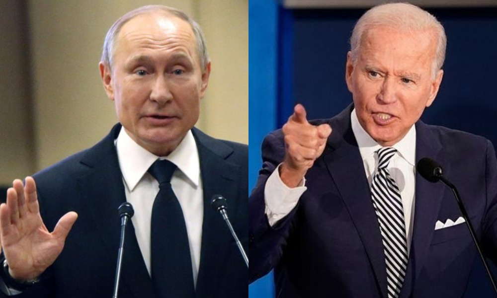 Росія – агресор! Прямо на кордоні – у Байдена врізали: провокації Кремля, НАТО готовий – пліч-о-пліч з Україною!
