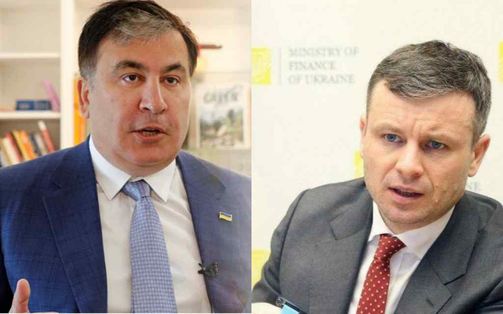 """Прямо зараз! Конфлікт через посаду: Саакашвілі і Марченко вибухнули! """"Шулер"""" проти """"комашки"""" – чого чекати далі?"""