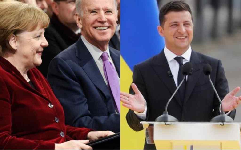 Агресії не встояти! Меркель підтримала – чітка позиція! Вашингтон на зв'язку: Зеленський аплодує!