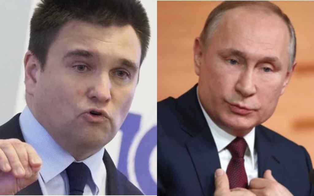 """Просто зараз! Клімкін розбив: потрібно підтримувати! В Кремлі випали – """"російська пропаганда"""", мову не залишать!"""