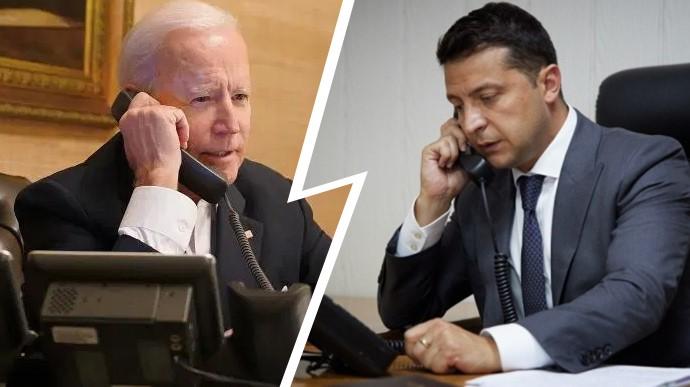 Перед зустріччю з Путіним! Телефонна розмова з Байденом: у Зеленського наготові! Вже скоро – важливий крок!