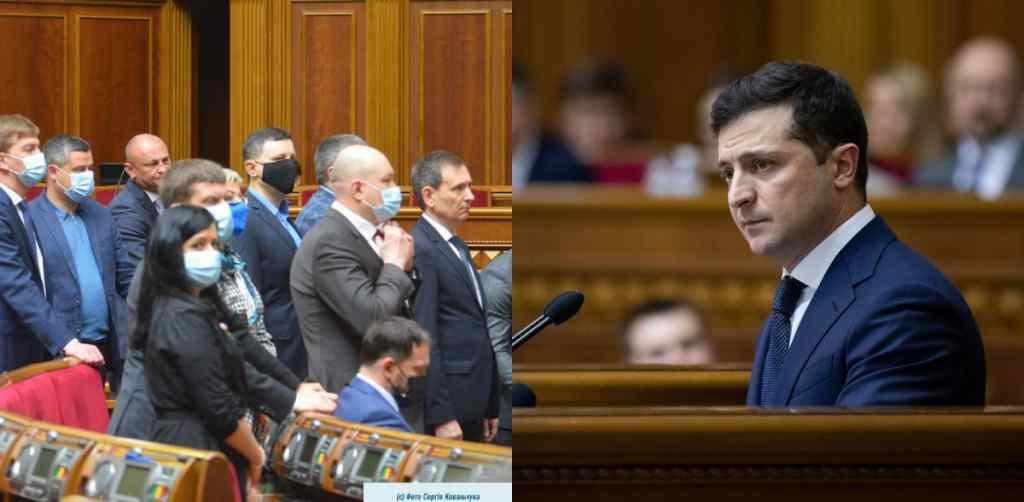 Тільки що! Депутати проголосували – міністрів погнали : у відставку. Зеленський розбив – заміна готова!