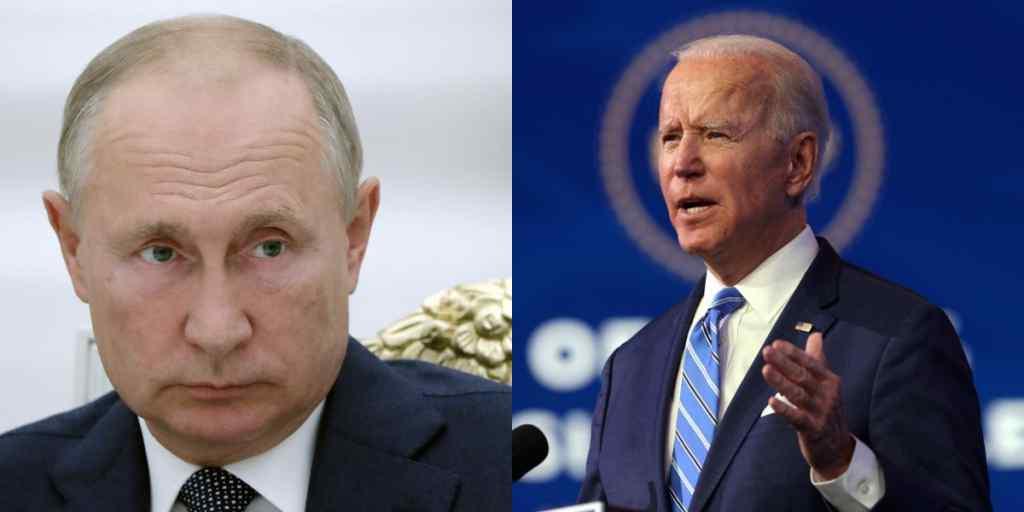 Під час зустрічі! Байден зробить це – застосувати санкції : Путін в істериці – потужний удар. Союзники з нами!