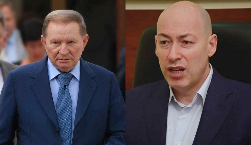 """Найкращий президент! Гордон потужно вмазав – Кучма не чекав : """"стріляв би, якби росіяни пішли вперед"""""""
