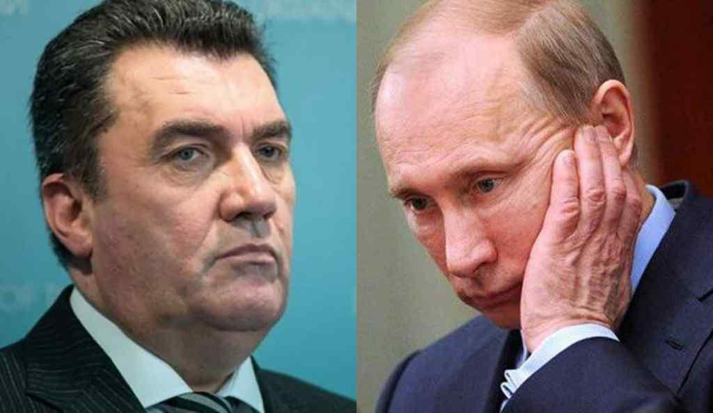 Просто в ефірі! Данілов не стримався – влупив Путіну : забирайте війська. Цинізм зашкалює!