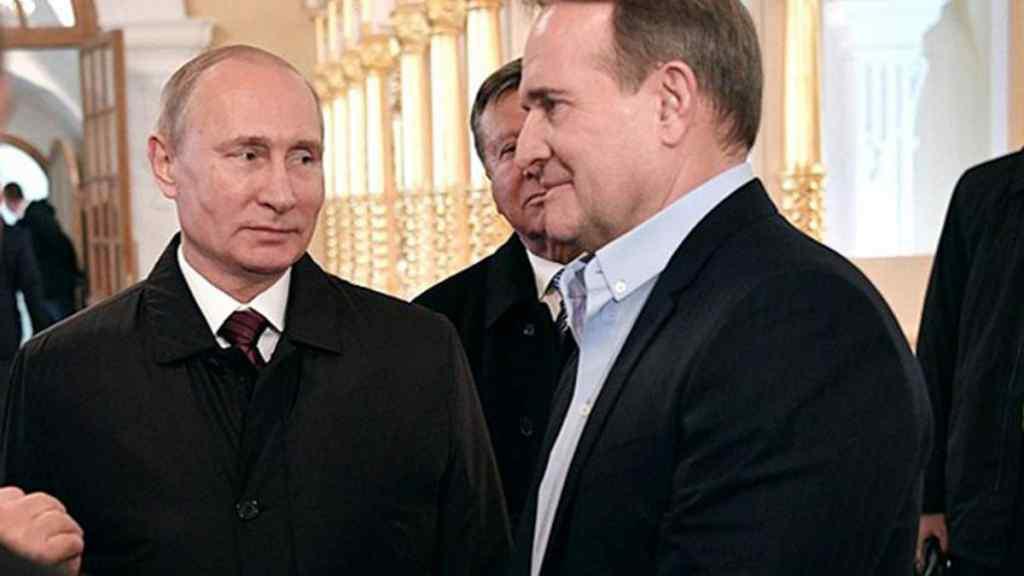 Терміново! Втеча з країни – Путін шокував : врятує кума. Медведчук не чекав – під варту : взяти його!