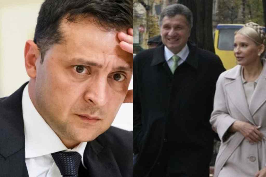 """""""Гнати"""" прем'єра! Зеленський зробить це – вимушений крок. Аваков не чекав – може отримати посаду. Тимошенко в ауті!"""