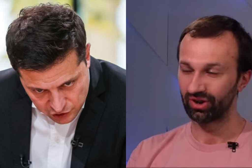 Просто в ефірі! Гучний скандал – Лещенко шокував, впав нижче плінтуса. Захищає дружину – цинізм зашкалює!