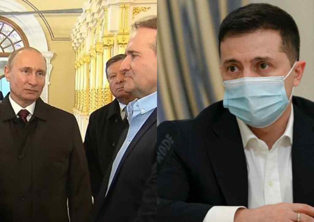 """Несподівано! Медведчук все – Росія не врятує. Путін показав своє """"істинне обличчя"""". Кумом """"пожертвують"""""""
