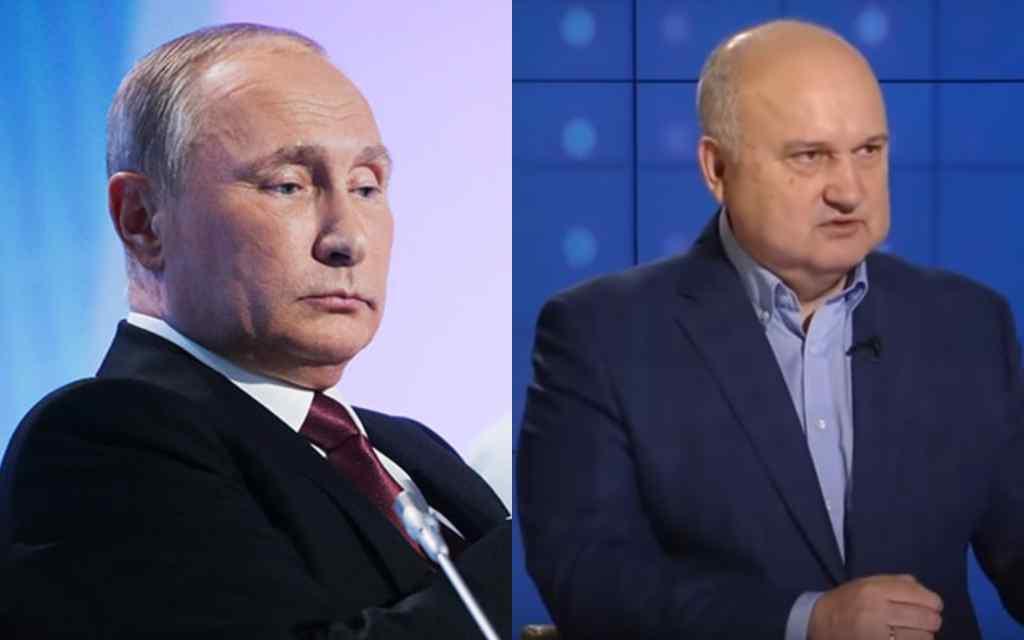 """Зрада! На вечір, Смешко видав – вже тоді готувався до війни. Путін притих: """"не віддамо перемогу"""""""