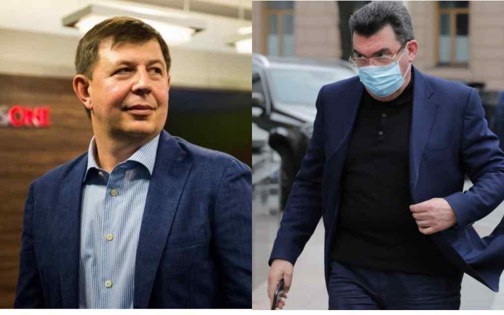 """Прямо зараз! Данілов розлючений, Козак оскандалився заявою – """"злочинець"""". Жартам кінець: відповість"""