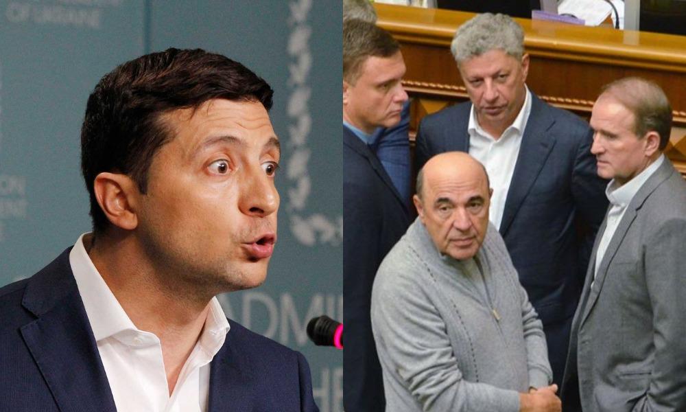 Філія «Єдиної Росії»! ОПЗЖ змели – опозиція до держави, Зеленський зламає: навести лад! Їм кінець