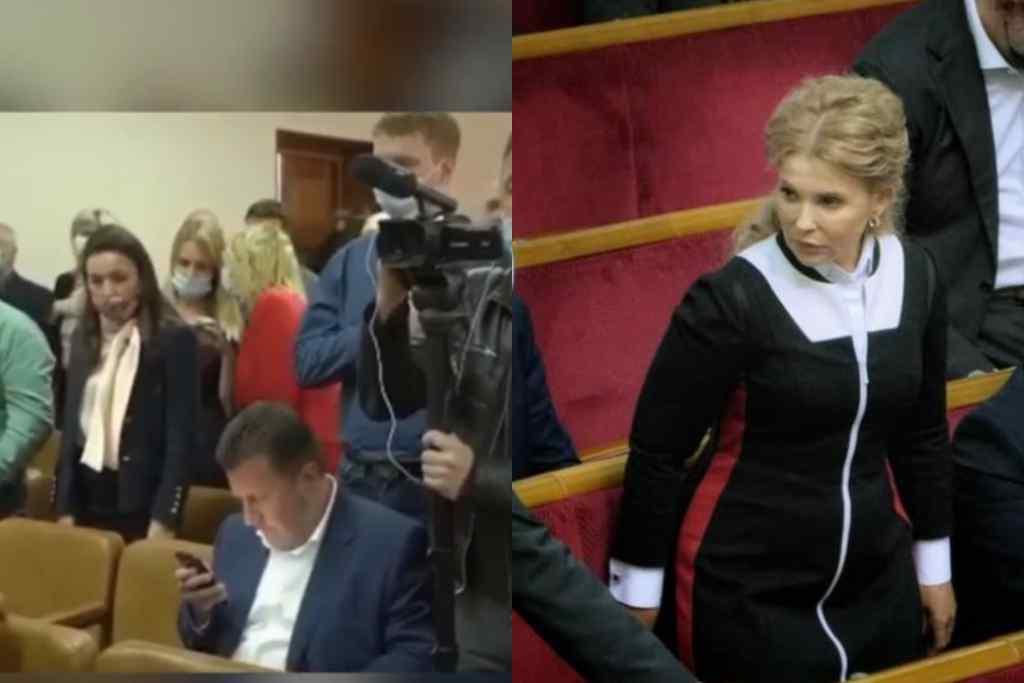 Публічна зневага! Тимошенко в ауті – соратник підставив. Вчинок, який обурює – забрати мандат. Країна на ногах!