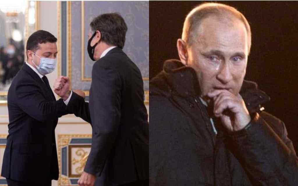 """В ці хвилини! Зустрічі не буде: Путін в істериці, """"безглузда і непотрібна""""! Зеленський не чекав – Блінкен підтримав!"""