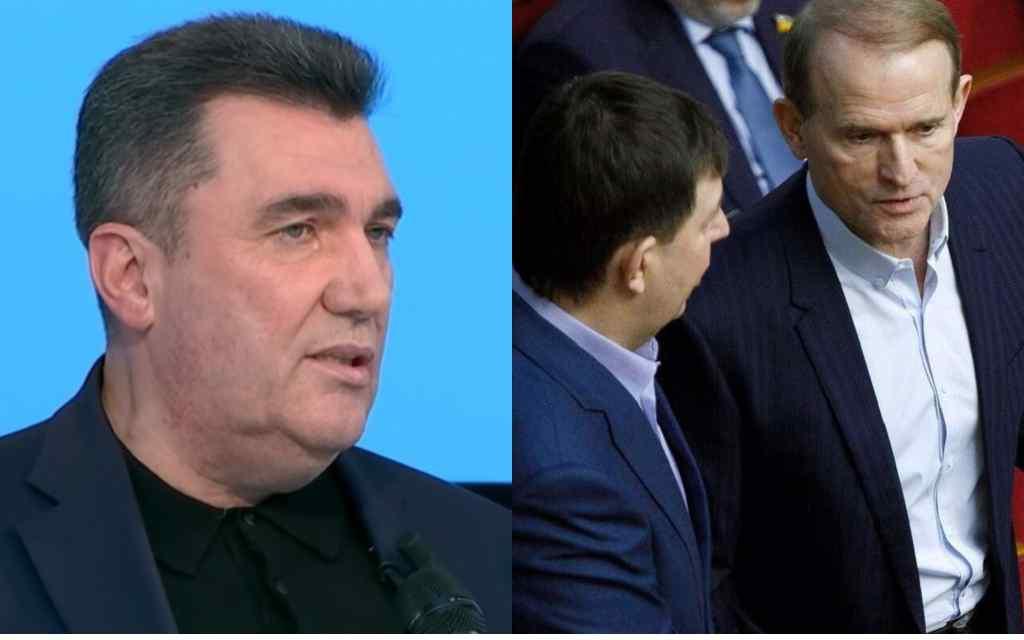 Одразу після засідання! Данілов врізав: рухаємось вперед! Медведчук і Ко випали, робота виконується!