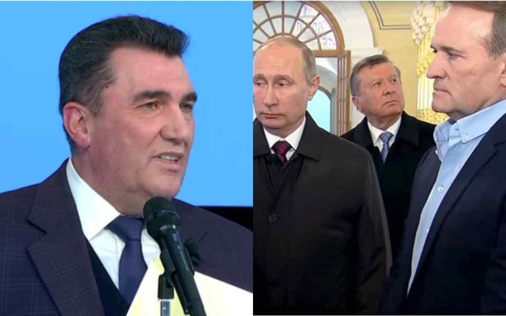 """Прямо в ефірі! Данілов врізав – """"побудували власну систему""""! Він відповів – в Путіна істерика, Медведчук все!"""