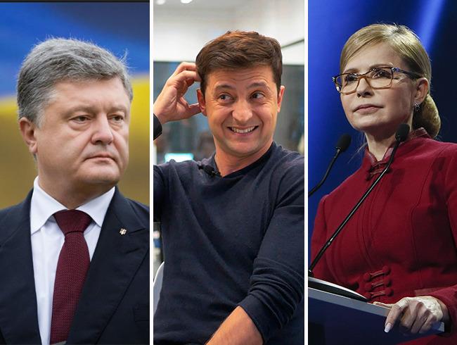 Набрав би 75 %! Зеленський лідирує у президентському рейтингу – випереджає суперників!