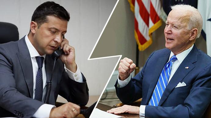 Одразу після саміту! США провели телефонну розмову з Україною. Джозеф Байден заявив Путіну про підтримку нашого суверенітету.