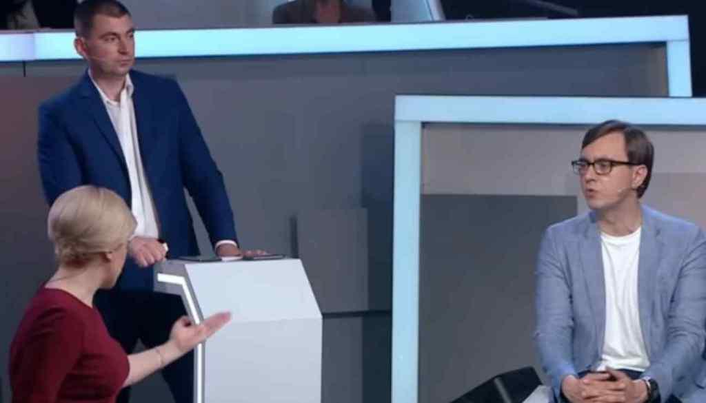 """Закрийте рот! Верещук поскандалила в студії ток-шоу – попустила ексміністра. """"До мене не звертайтеся!"""""""