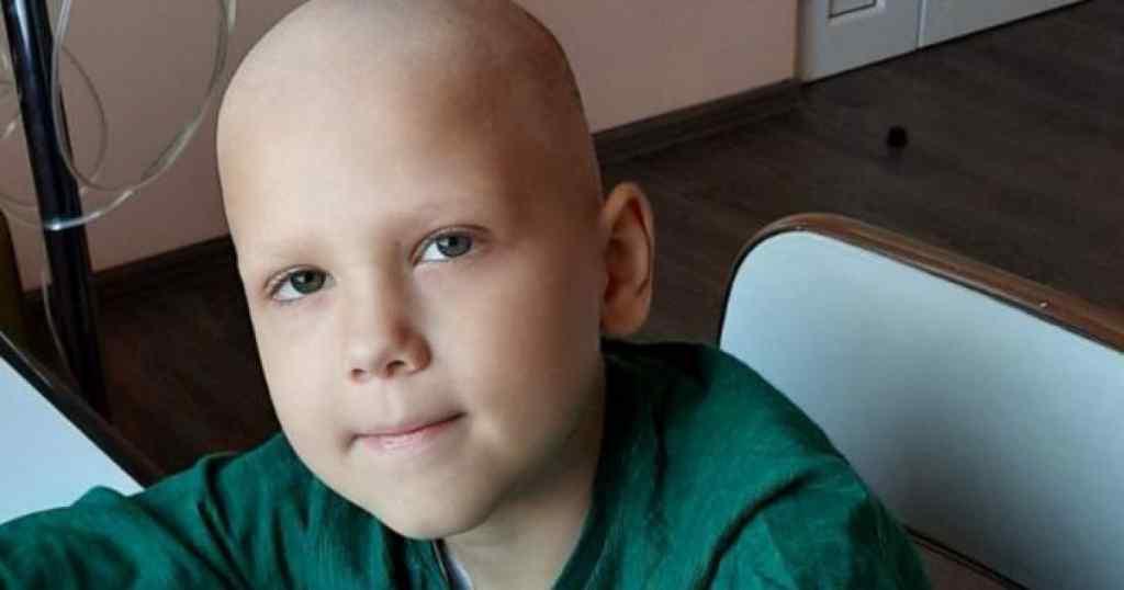 Допоможіть Дані здолати лейкоз, який повертається до нього вже втретє