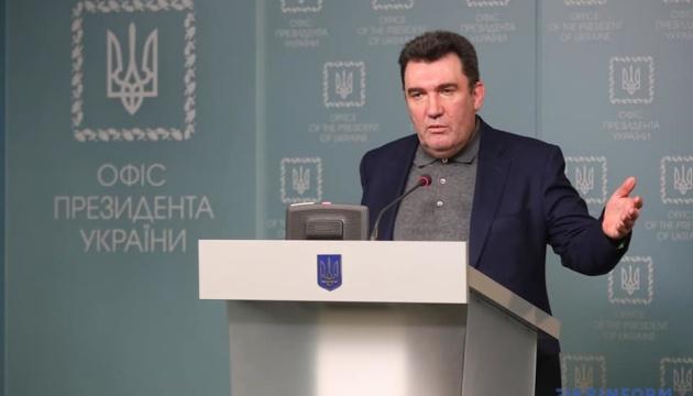 """""""Повний абсурд"""". Данілов прокоментував можливість проведення виборів на Донбасі"""