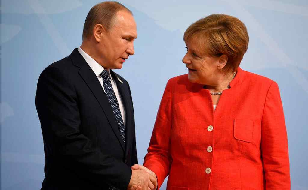 У ці хвилини! Результату від переговорів з Путіним не буде – пролунала потужна заява : Меркель в ауті!