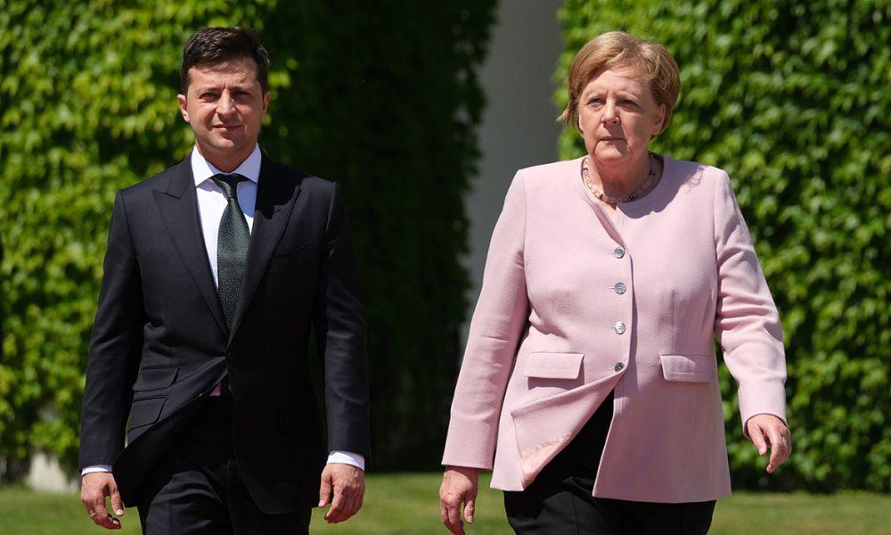 Наші умови – просити не будемо: Меркель не чекала. Компенсують все – тільки так