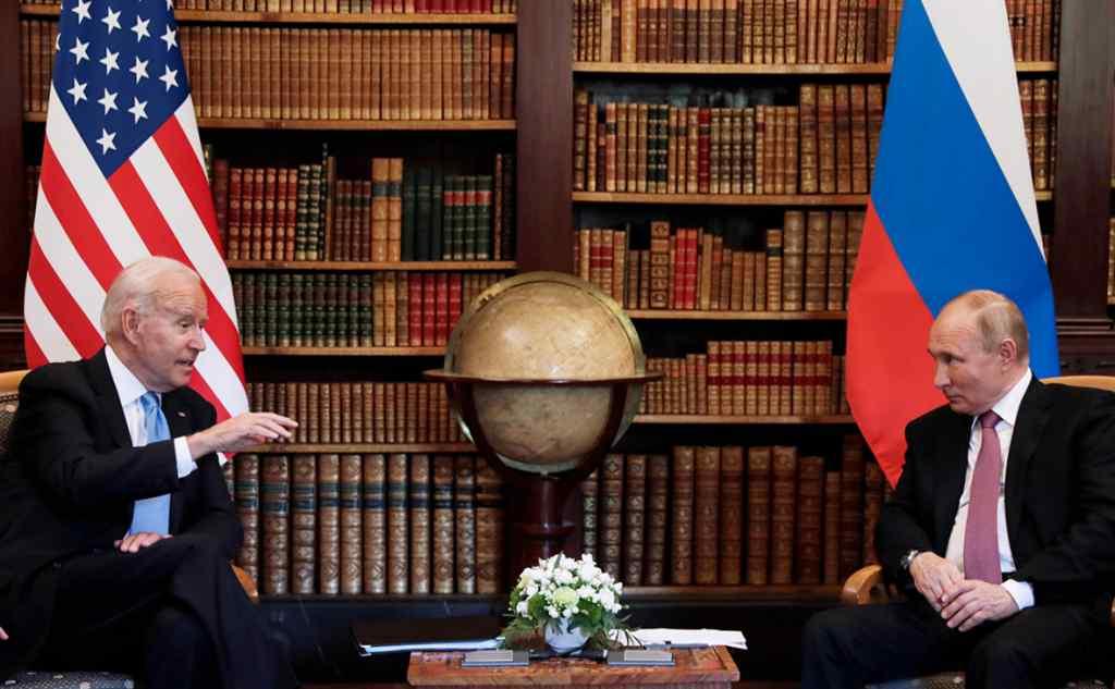 """Загрожує імпічмент! На зустрічі з Путіним Байден зробив немислиме : """"злив"""" інформацію!"""