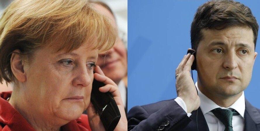 Щойно! Телефонна розмова з Меркель – візит до Берліну! Зеленський готовий, вже скоро!