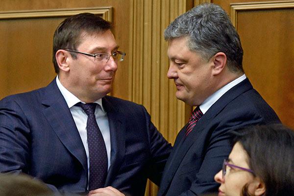 """Прямо зараз! Луценка викрили – """"такого не робили навіть у Москві та Мінську"""". Порошенко не приховав: для нього старався"""