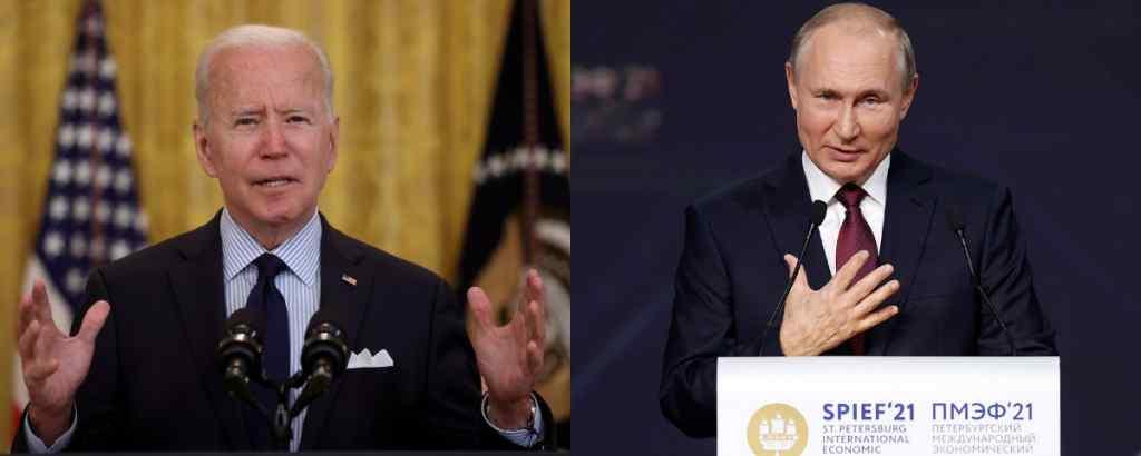 Стало відоме місце зустрічі Путіна та Байдена : Президент США зробив жорстку заяву  – потужна і значима відповідь!