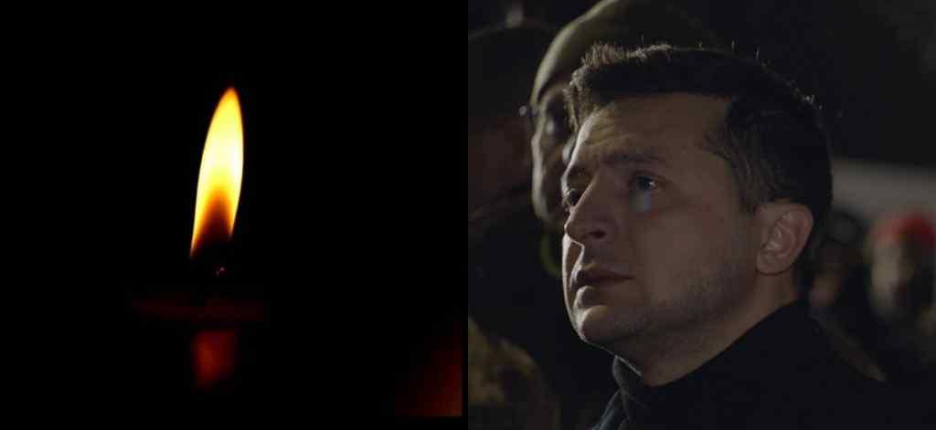 """Пізно ввечері! Він помер – Зеленський не стримав емоцій : """"назавжди в наших серцях"""". Велика втрата для України!"""