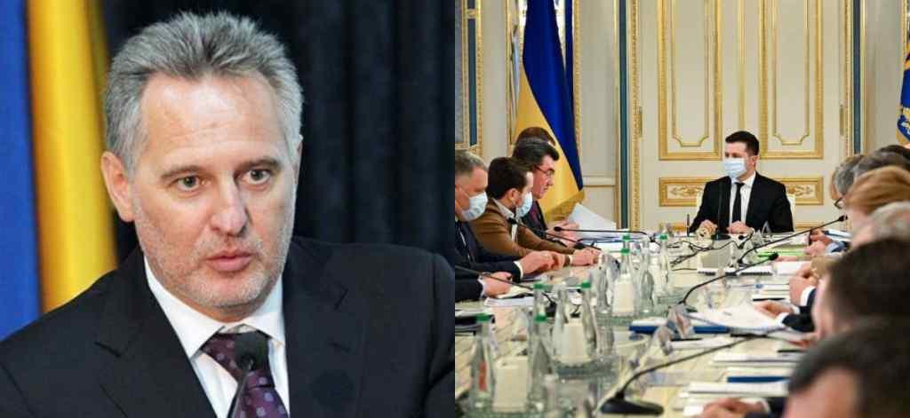 Заперечує звинувачення! Фірташ шокував заявою – одразу після санкцій РНБО : помста Данілова!