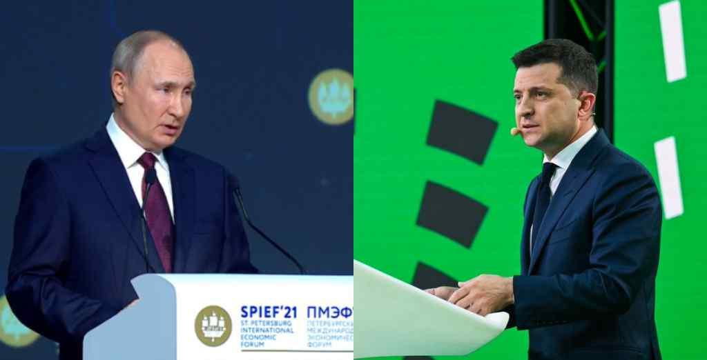 Перед зустріччю із Зеленським! Путін приголомшив цинічною заявою : є про що поговорити!