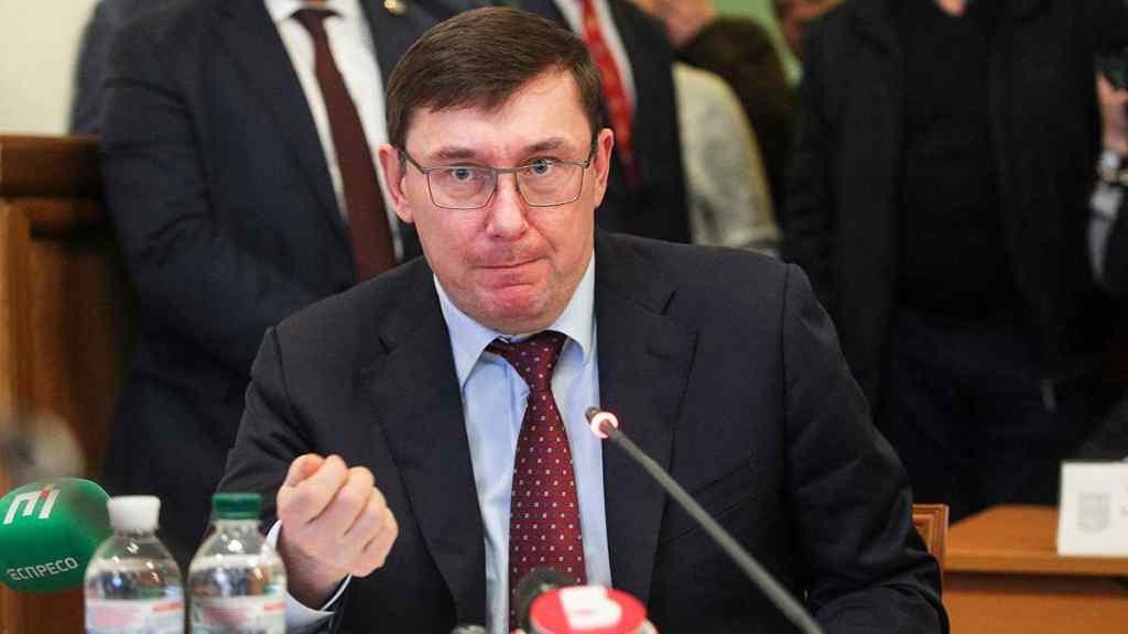 Санкції! Луценко похолов – одразу після скандального інтерв'ю : вслід за Дубінським – почалось!