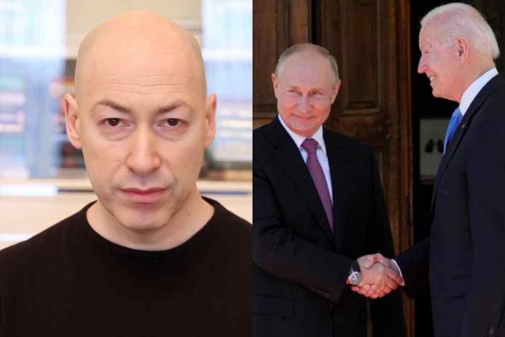"""""""Ми самі прийдемо і заберемо все!"""": Гордон влаштував взбучку російським пропагандистам – після зустрічі Байдена і Путіна!"""
