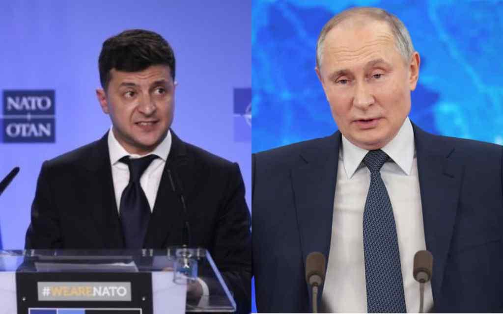"""Зустріч Зеленського і Путіна, президент заявить. """"Перетворення Росії на державу-ізгоя"""", припинити агресію!"""