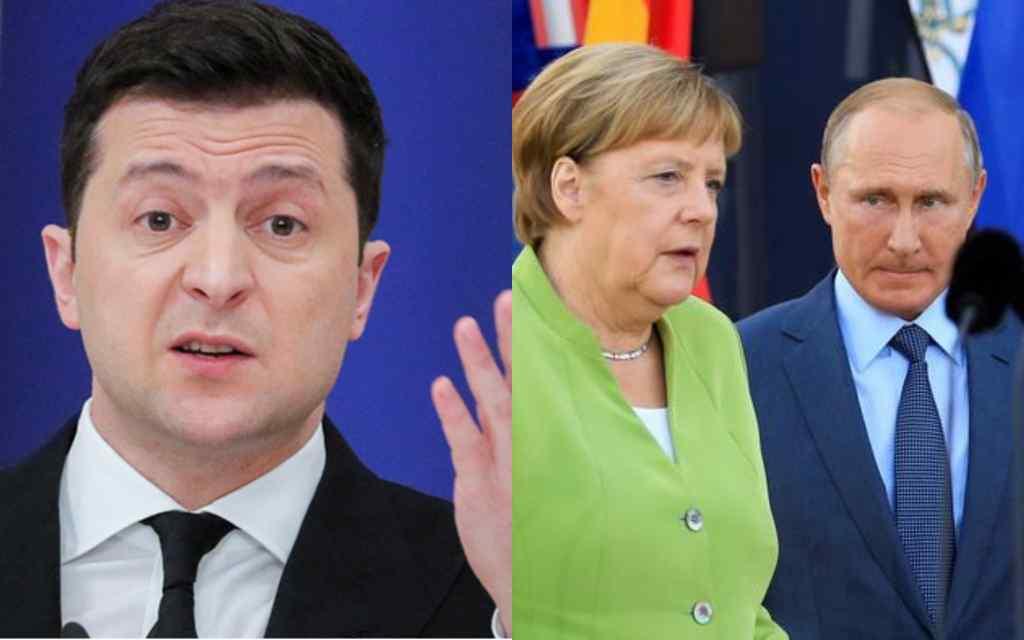 """Запуск """"Північного потоку -2""""! Україна готова обговорювати компенсації, в Німеччині підтримали: """"не відповідає інтересам""""!"""